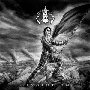 Lacrimosa - Revolution CD (album) cover