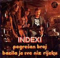 Indexi - Progresan Boj CD (album) cover
