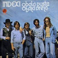 Indexi - Obala Pusta, Obala Vrela CD (album) cover