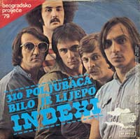 Indexi - 310 Poljubaca CD (album) cover