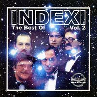 Indexi - The Best Of Vol. 2 CD (album) cover