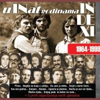 Indexi - U Inat Godinama (1964-1999) CD (album) cover