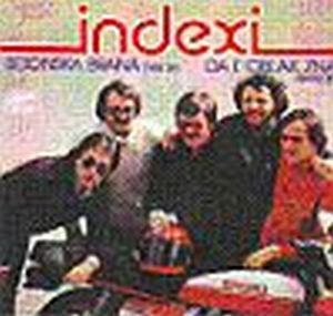 Indexi - Betonska Brana CD (album) cover