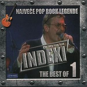 Indexi - The Best Of Indexi: Live Tour 1998/1999 Vol. 1 CD (album) cover