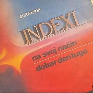 Indexi - Pozdravi Sonju/na Svoj Nacin CD (album) cover