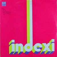 Indexi - Indexi CD (album) cover