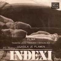Indexi - Plima CD (album) cover