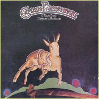 CAPTAIN BEEFHEART - Bluejeans & Moonbeams CD album cover