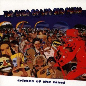 Phish - Crimes Of The Mind (with The Dude Of Life) CD (album) cover