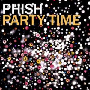 Phish - Party Time CD (album) cover