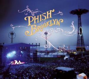 Phish - Live In Brooklyn CD (album) cover