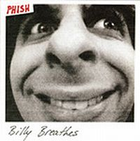 Phish - Billy Breathes CD (album) cover