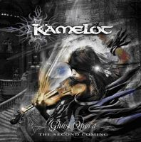 Kamelot - Ghost Opera - The Second Coming CD (album) cover