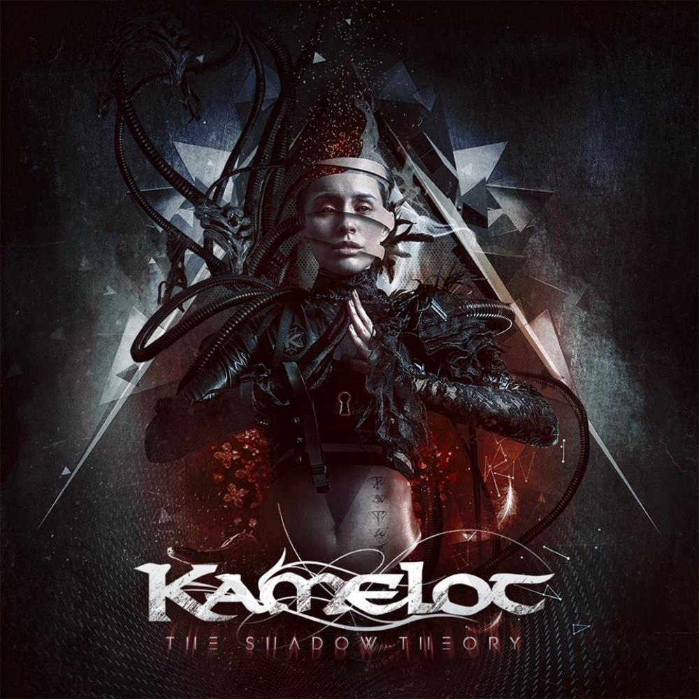 Kamelot - The Shadow Theory CD (album) cover