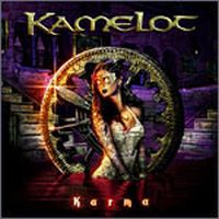 KAMELOT - Karma CD album cover