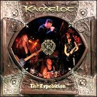 Kamelot - The Expedition CD (album) cover