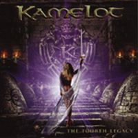 Kamelot - The Fourth Legacy CD (album) cover