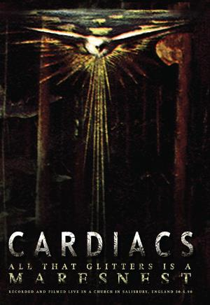Cardiacs - All That Glitters Is A Maresnest DVD (album) cover