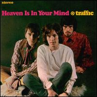 Traffic - Heaven Is In Your Mind CD (album) cover