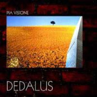 Dedalus - Pia Visione CD (album) cover