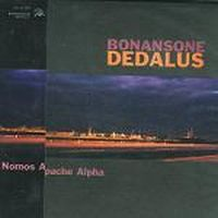 Dedalus - Nomos Apache Alpha CD (album) cover