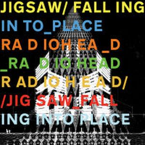 Radiohead - Jigsaw Falling Into Place CD (album) cover