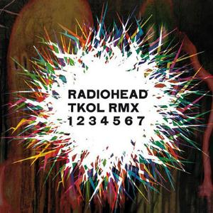 Radiohead - Tkol Rmx 1234567 CD (album) cover
