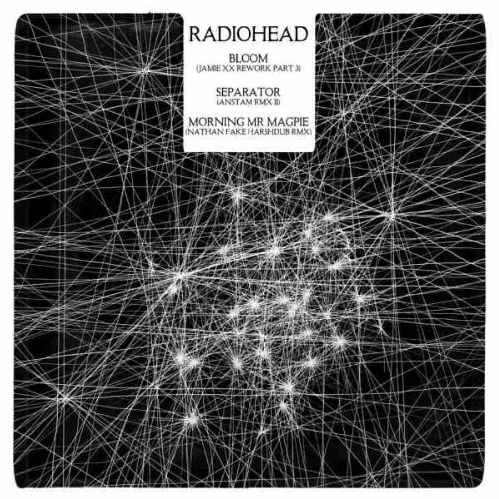 Radiohead - Tkol Rmx8 CD (album) cover