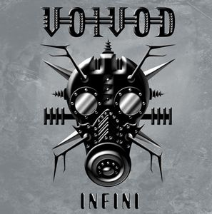 Voivod - Infini CD (album) cover