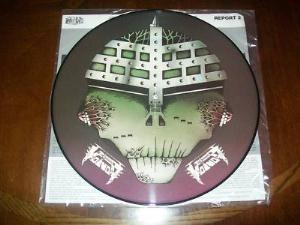 Voivod - Cockroaches CD (album) cover