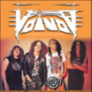 Voivod - Live At Musiqueplus CD (album) cover