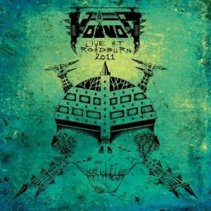 Voivod - Live At Roadburn 2011 CD (album) cover