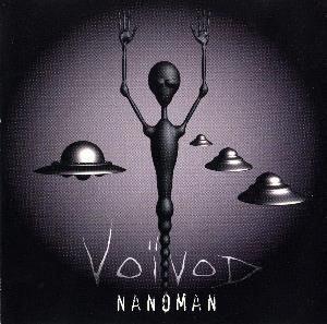 VOIVOD - Nanoman CD album cover