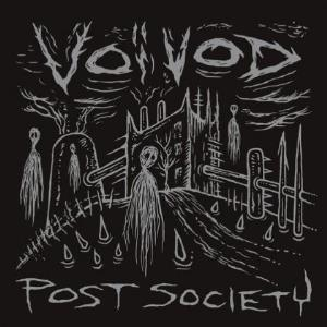 Voivod - Post Society CD (album) cover
