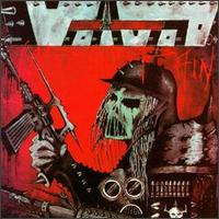 Voivod - War And Pain CD (album) cover