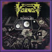 Voivod - Killing Technology CD (album) cover