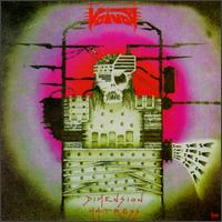 VOIVOD - Dimension Hatross CD album cover