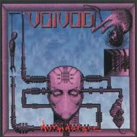 Voivod - Nothingface CD (album) cover