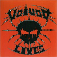 Voivod - Voivod Lives CD (album) cover