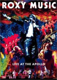 Roxy Music - Live At The Apollo DVD (album) cover