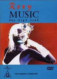 Roxy Music - The High Road DVD (album) cover