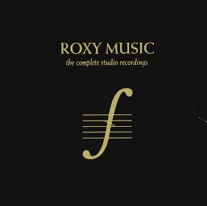 Roxy Music - The Complete Studio Recordings CD (album) cover