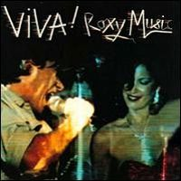 Roxy Music - Viva! The Live Roxy Music Album CD (album) cover