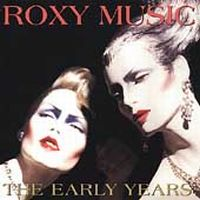 Roxy Music - The Yearly Years CD (album) cover