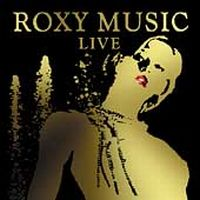 Roxy Music - Live CD (album) cover