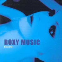 Roxy Music - Concerto CD (album) cover