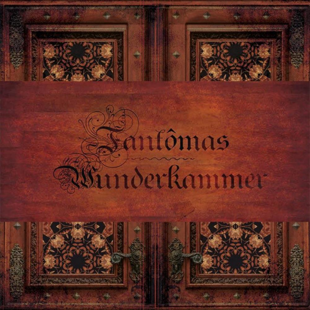Fantomas - Wunderkammer CD (album) cover