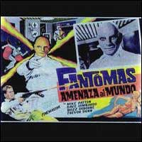 FANTOMAS - Fantomas CD album cover