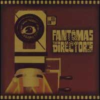 Fantomas - The Director's Cut CD (album) cover
