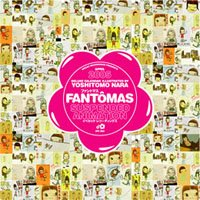 Fantomas - Suspended Animation CD (album) cover